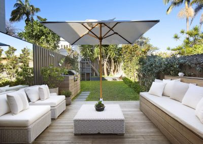 House and garden reno – Bondi Junction